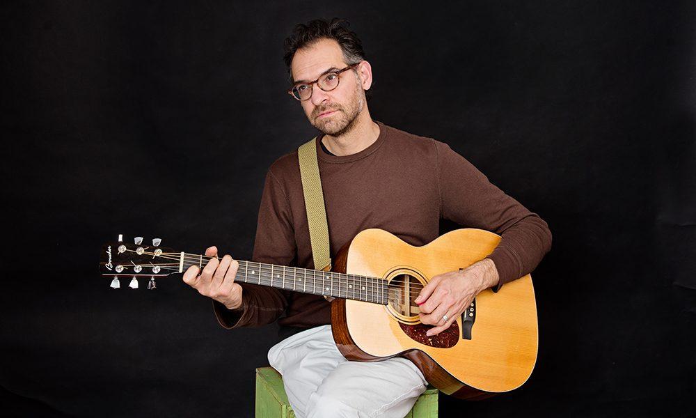 Les chansons d'un flâneur par Guillaume Jabbour