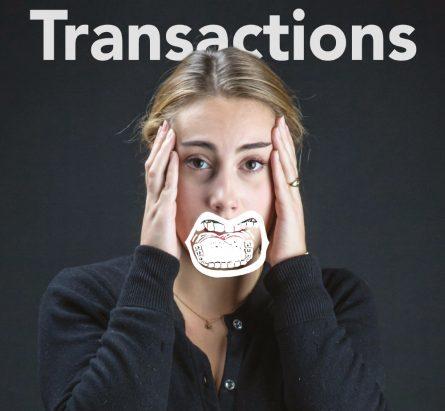 Soirée théâtre : Transactions