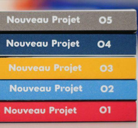 Soirée théâtre: Nouveau projet