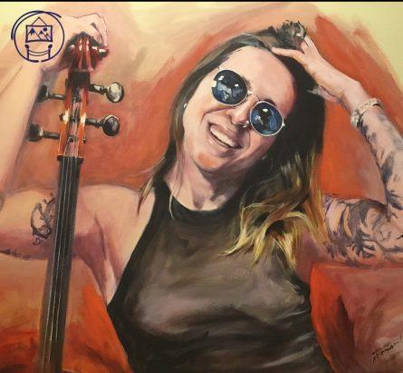 Vernissage : Je suis musique – St-Amant