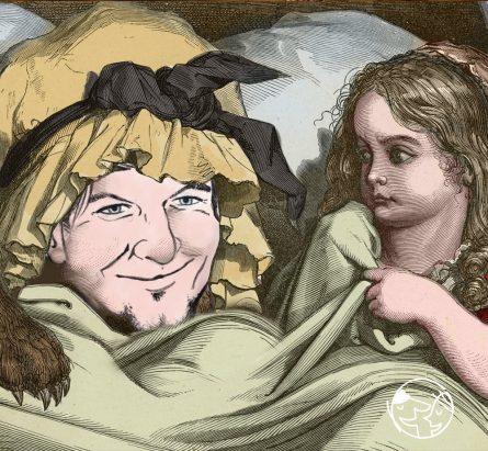 Jasette chez Félix : La vraie histoire des contes de fées – Éric Michaud
