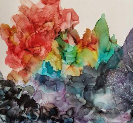Vernissage : L'univers de Charlotterie – Monique Chéry