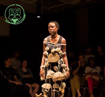 Soirée théâtre avec Baobab création multidisciplinaire